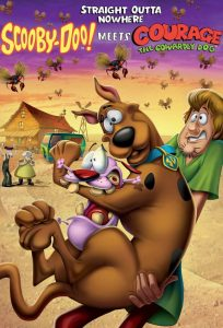 Straight Outta Nowhere: Scooby-Doo! Meets Courage the Cowardly Dog (2021)